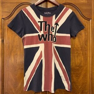 """Lucky Brand Tees """"The Who"""" T-shirt"""